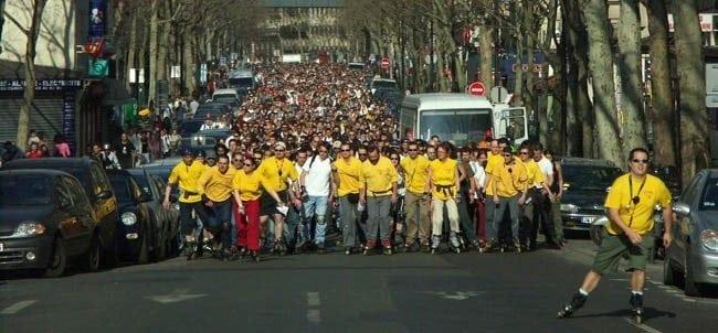 No more cars in Paris